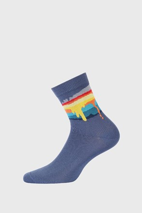 Чорапи за момчета Coloring