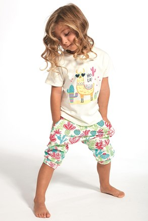 Пижама за момичета Hola