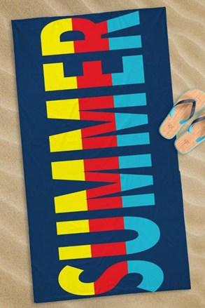 Плажна кърпа Summer
