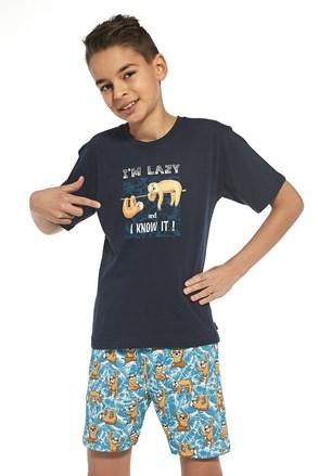 Пижама за момчета I am lazy