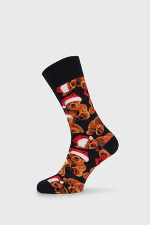 Коледни чорапи Teddy