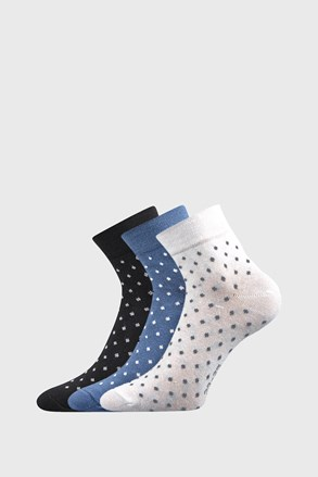 3 PACK дамски чорапи Jana