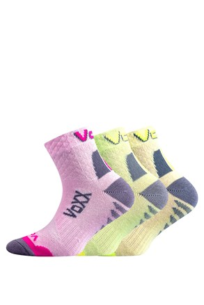 3 pack чорапи за момичета Kryptoxík
