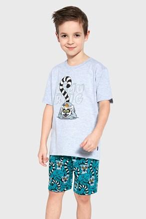 Пижама за момчета Lemuring