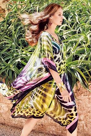 Плажна рокля Aura Print