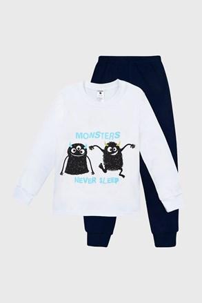 Светеща пижама за момчета Monsters