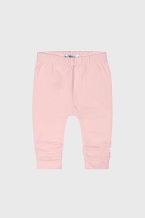 Розово бебешко долнище за момичета Babies day