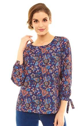 Дамска блуза с мотив Olga