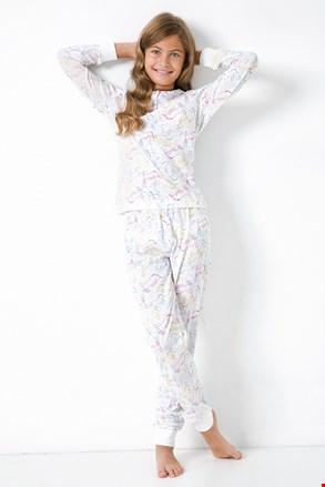 Пижама за момичета Jednorožec