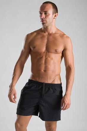 Мъжки бански тип шорти черни