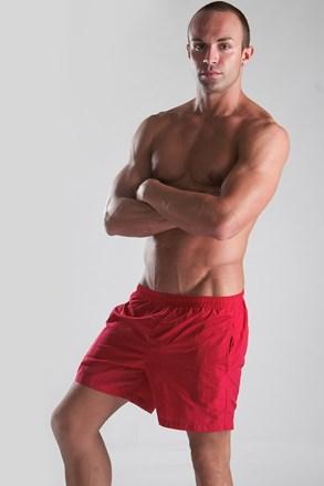 Мъжки бански шорти GERONIMO червени