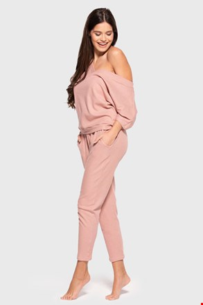 Дамска памучна пижама Rose