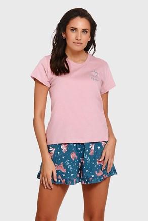 Дамска памучна пижама Pure Nature