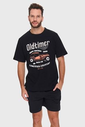 Черна пижама Oldtimer