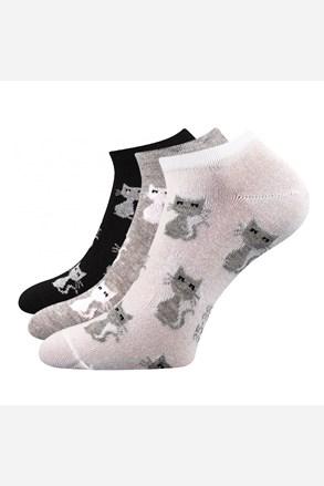 3 pack дамски чорапи Piki 55