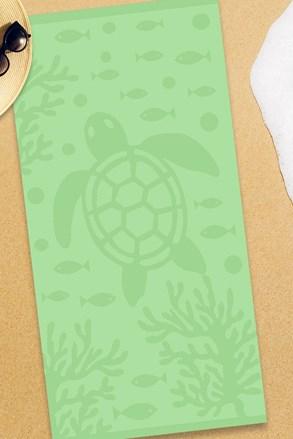 Плажна кърпа Green Tourtle