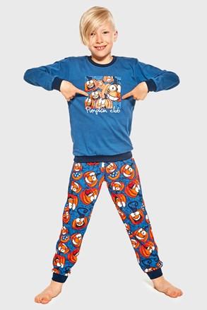 Пижама за момичета Pumpkin