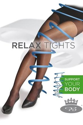 Дамски стягащ чорапогащник Relax 20 DEN