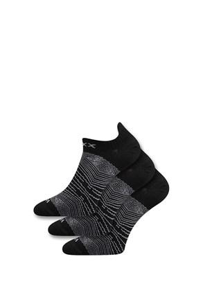 3 pack къси чорапи Rex черни