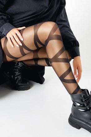 Дамски чорапогащник Ribbon 20 DEN