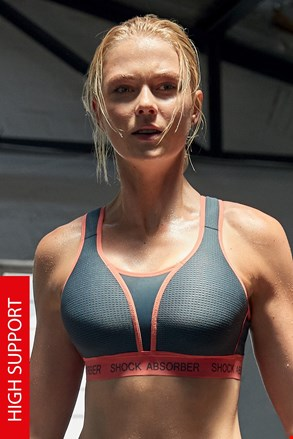 Спортен сутиен Shock Absorber Ultimate Run Bra Padded