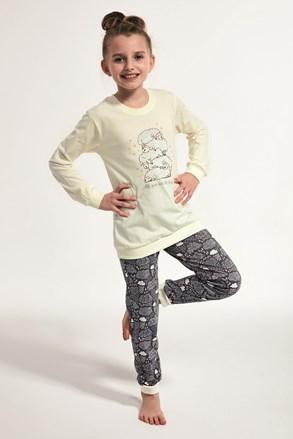 Пижама за момичета Sheep