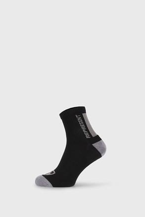 Черни чорапи Represent Simply Logo