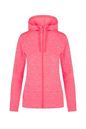 Дамско розово спортно горнище LOAP Maike