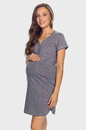 Нощница за бременни и кърмачки Maria