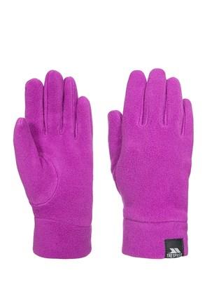 Светловиолетови детски ръкавици с пръсти Lala II
