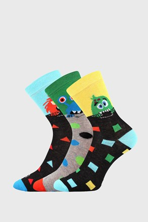 3 PACK чорапи за момчета Ufonek