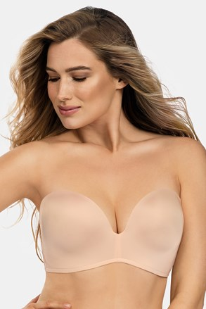 Сутиен Wonderbra Ultimate Strapless bardot Double Push-Up без банели