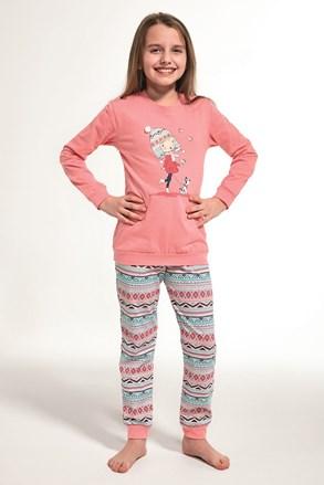 Пижама за момичета Walk