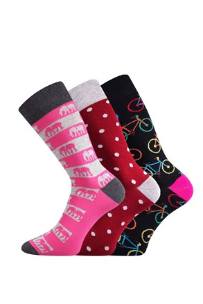 3 pack дамски чорапи Elin
