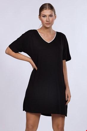 Дамска нощничка DKNY Black