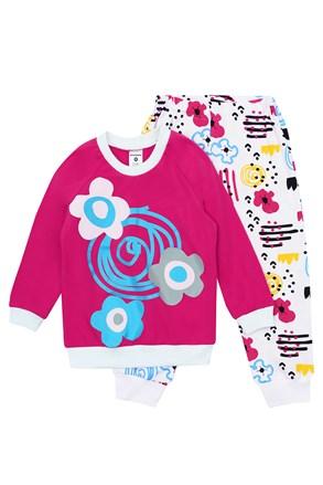 Пижама за момичета Flower Rose