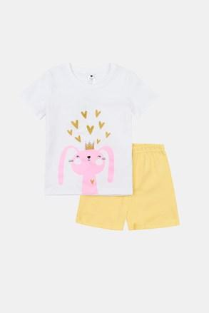 Светеща пижама за момичета Rabbit