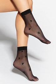 Силонови чорапи Letters 20 DEN