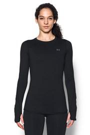 Черна спортна блуза Under Armour Crew