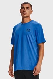 Синя тениска Under Armour Sportstyle