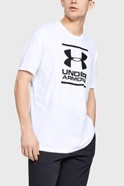 Бяла тениска Under Armour Foundation