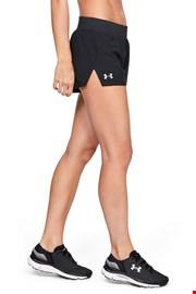 Черни спортни къси панталонки Under Armour Launch