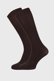 2 PACK силонови чорапи до под коляното 70 DEN