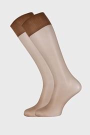 2 PACK силонови чорапи 6 DEN