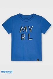 Тениска за момчета Mayoral Waves