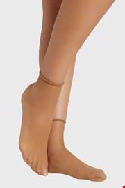 2 PACK Дамски силонови чорапи 10 DEN II