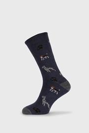 Сини чорапи Fantasy