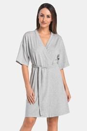 Дамски халат Gray
