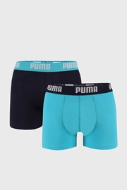 2 PACK сини боксерки Puma Basic