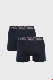 2 pack тъмносини боксерки вариант II FILA